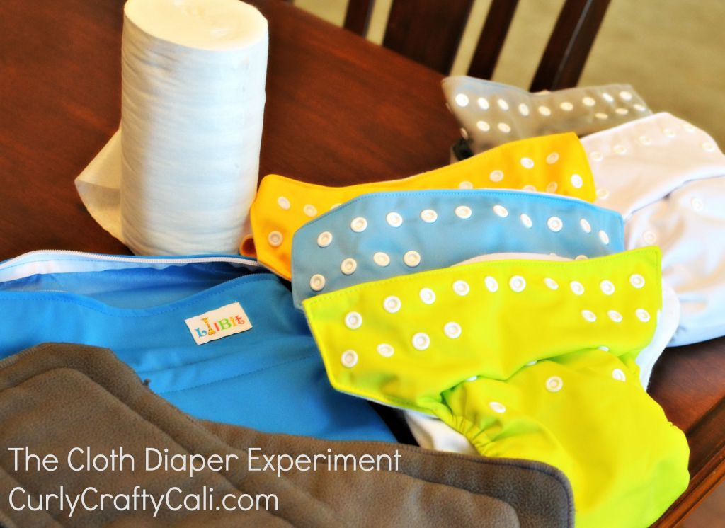 Cloth Diaper Experiment